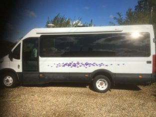 Iveco Dailey minibus conversion