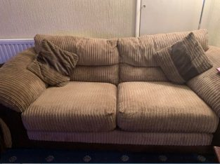 Sofas and Cozy Chair for sale