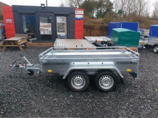 TRAILER MASTER HEAVY DUTY TRAILER 8.2X4.2 1300KG MAM NEW TRAILER