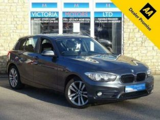 2015 BMW 1 Series 116D SPORT [£20 TAX] Turbo Diesel 5 Dr Hatchback Diesel