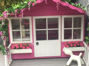 Pixie outdoor Playhouse