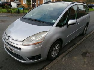 CITREON C4 GRAND PICASSO QUICK SALE