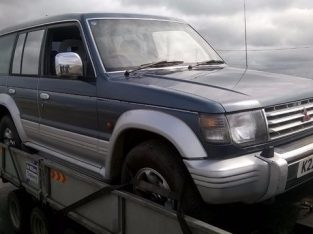 WANTED Mitsubishi Shogun Pajero L200 Delica 2.5 2.8 manual