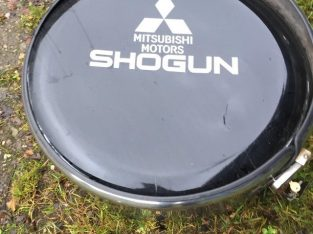 Shogun Spare Wheel Cover