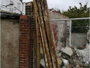 FREE wood for chimney or woodburner