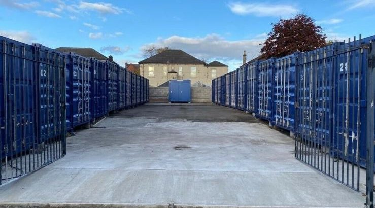 20ft Storage Container for Hire