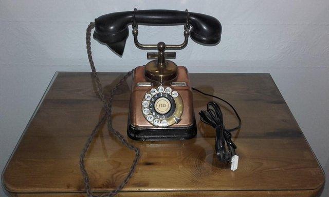Vintage Rotary Dial Telehone £95 ono