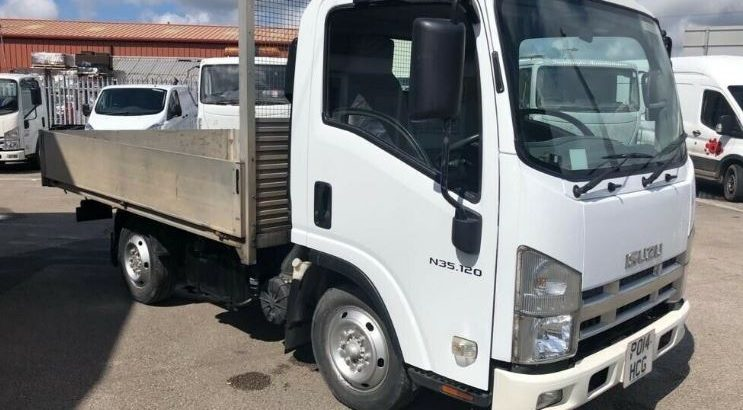 Isuzu Trucks, N35, Other, 2014, Manual, 2999 (cc) (£7900 +VAT)
