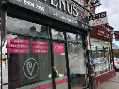 Hair & Beauty Salon / Shop To Let – Brockley Rd, SE4 – New Use Class 'E' (A1/A2/A3) – Approx 850sqft