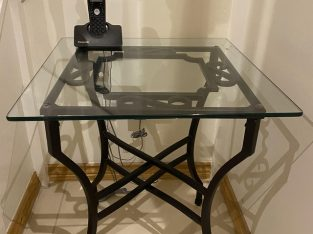Small occasional table £60 ono