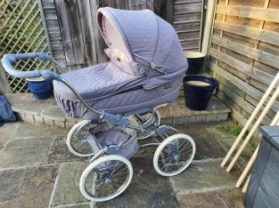 Bebecar Stylo Pram Pushchair Travel System Isofix Car Seat £300 ono