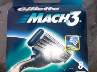 Mac 3 razors 8 pack