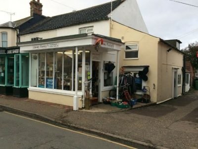 SHOP TO LET: STALHAM HIGH STREET