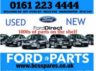 Ford Parts Car spares.