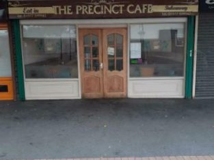 Family run cafe for sale Featherstone West Yorkshire