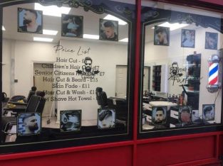 Barber shop/Hairdresser Busines forsale