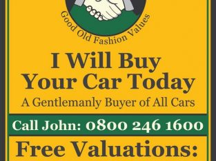 I WILL BUY YOUR CLASSIC CAR + KIT CAR + REGULAR CAR +