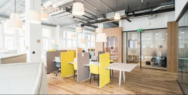 Your private office 5-6 desk to rent at Marlow, Globe Park
