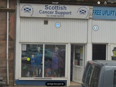 *Cheap* Shop or office to let rent Kilmarnock, commercial unit, beauticians barber hot food storage