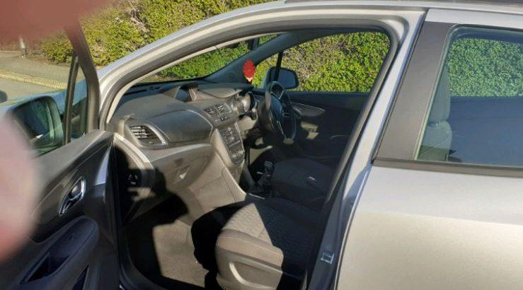 Vauxhall Mokka 2015