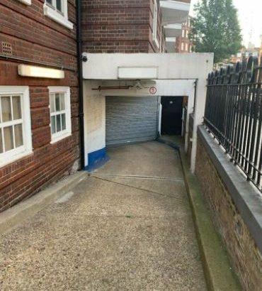 Marylebone central London parking car storage lock up units available