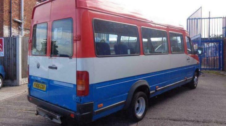 VW LT46 MINI BUS/IDEAL CAMPER