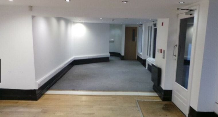 GROUND FLOOR SHOP AND BASEMENT IN ASHFORD TOWN CENTRE