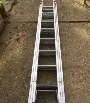 Triple ladders