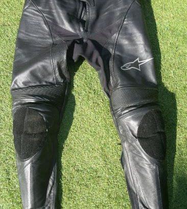 Alpinestar leathers suit