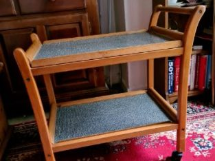 Small Tea/Serving Trolley