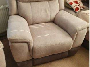 Bambury electric recliner armchair