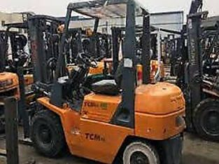 wanted diesel komatsu and tcm forklifts wanted 2.5 ton upwards any condition running or not