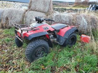 Honda TRX 350 Farm Quad bike