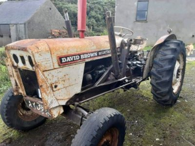David Brown 880 Tractor