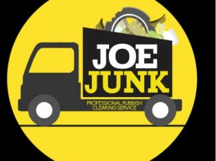 Joe Junk Rubbish removal Glasgow – Home, Office, Garden clearances. Builders, trade waste welcomed