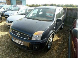 "07 ""07"" FORD FUSION 1.6 ZETEC AUTOMATIC"