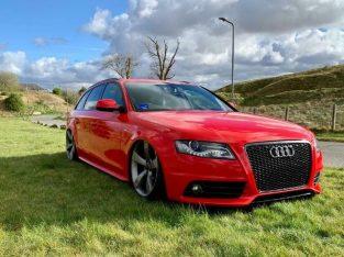 Audi A4 B8 AirLift Performance 3P Full Kit