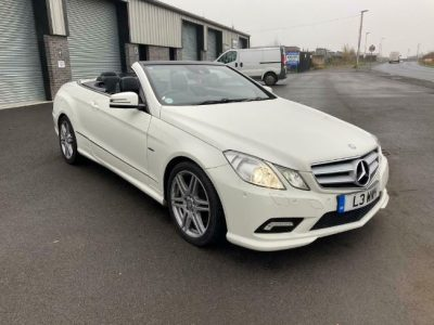 Mercedes E350cdi AMG pack px welcome