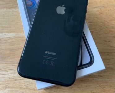 IPhone XR 64gb Black, Vodafone – Boxed
