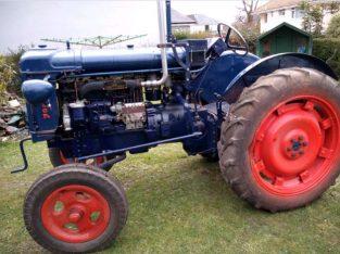Vintage Fordson E27N P6