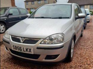 Vauxhall, CORSA, Hatchback, 2006, Manual, 1229 (cc), 3 doors