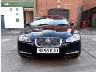 Selling Jaguar XF