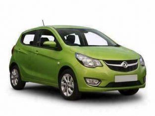 2015 Vauxhall Viva 1.0 SL 5dr HATCHBACK Petrol Manual
