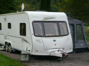 Bailey Senator Louisiana 2006 Twin Axle Caravan