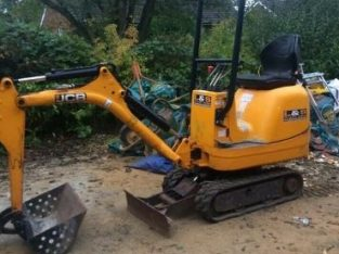 L&S Plant Hire – Mini & Micro Diggers Available for Hire including free delivery £80