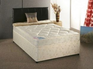 Thursday 19th November Free Delivery!Brand New Looking! Double (Single, King Size) Bed +Eco Mattress