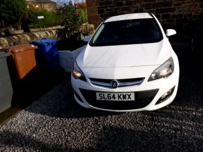Lovely CAR Vauxhall astra estate 21000 with miles £5250