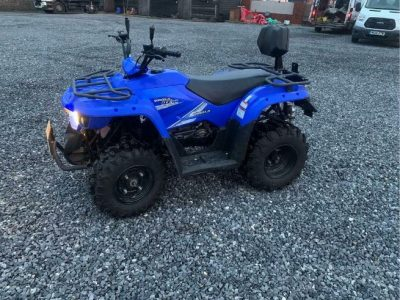 Quadzilla quad qz150 for sale