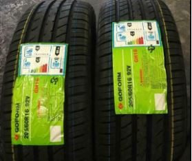 205/60/16 205-60-16 2056016 92V GOFORM PAIR OF 2 TYRES
