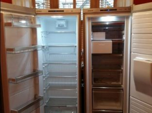 Siemens Large side by side Fridge and Freezer